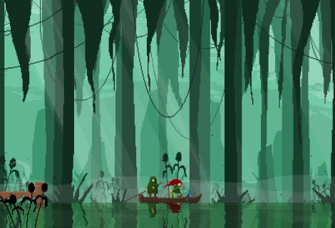 Become the Thing(s) You Kill in Beautifully Pixelated Metroidvania 'Mable & The Wood'