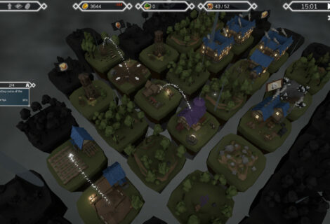 Vast Empires are Built (and Automated) in 'Malmyr' One Tile at a Time