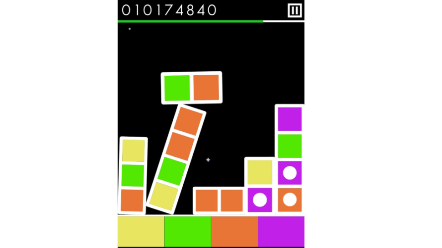 'Matchblocks' Review: Use Colors to Defend Against a Rectangular Onslaught