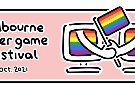 'Melbourne Queer Games Festival 2021' Entries are Open Across the Globe