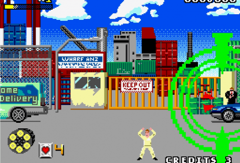 Metro Cop Impressions: Arcade Classic 'Virtua Cop' In An Absolutely Brilliant Fan Demake