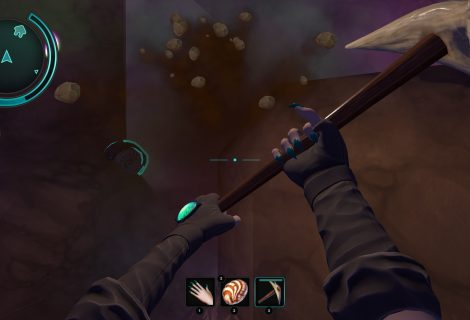 Pacifist Roguelike 'Miasma Caves' Is Almost Ready to Punch the Treasure Hunting Clock