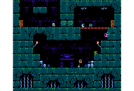 New 4-Player NES Game 'Micro Mages' Shows How Good Things Come in Small Packages