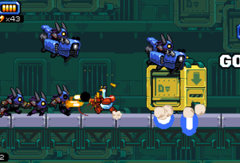 Destruction, Mayhem and Carnage Awaits as 'Mighty Goose' Lets Loose