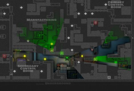 'Monaco: What's Yours is Mine' Content Patch Also Revamps Levels