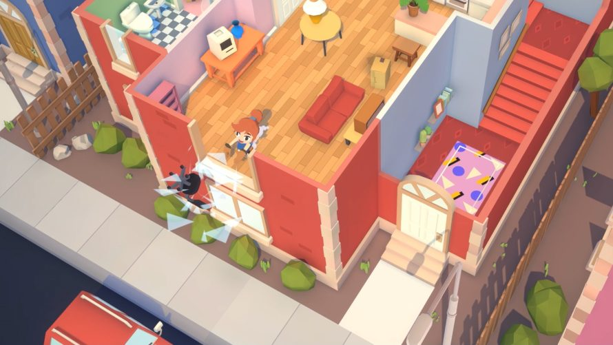 Moving Simulator 'Moving Out' Looks Chaotic and Silly Enough to End Up Very Enjoyable
