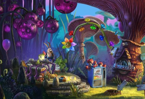 'My Brother Rabbit' Creates a Surreal Fantasy World to Help an Ill Child Cope