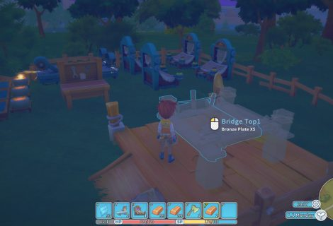 An Exciting Post-Apocalyptic Farm Life Awaits as 'My Time At Portia' Exits Early Access