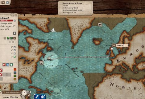On Steam, the Week Prior: Nautical Action