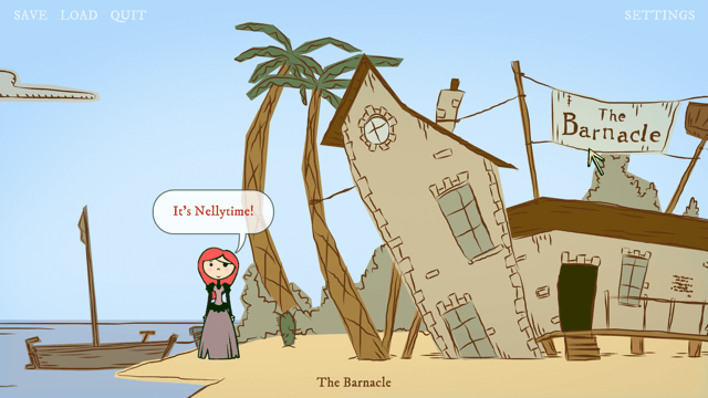 'Nelly Cootalot: Spoonbeaks Ahoy!' Is Getting Modernized With Spruced Up Visuals
