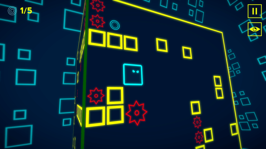 'Not So Flat' – Two-Dimensional Platforming With an Angle