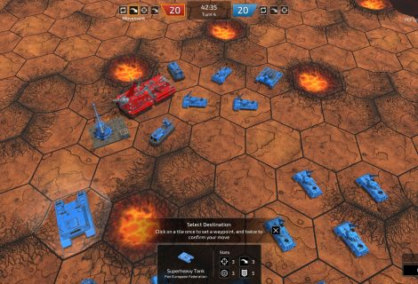 On Steam, the Week Prior: Tanks and Megacities!