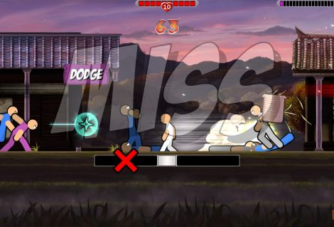 'One Finger Death Punch 2' Demo: Stickmen to the Left, Stickmen to the Right... FIGHT!