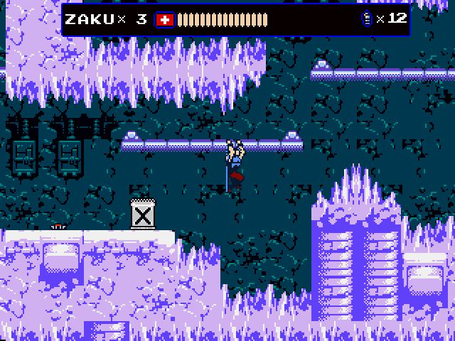 Old-School Action Platformer 'Oniken' Ported to Linux and Mac