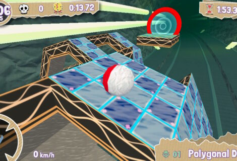 Tilt World, Roll Ball: 'Paperball Deluxe' is Heading for Nintendo Switch