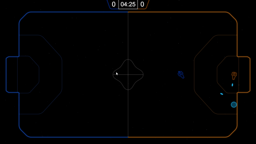 'Parsec Rivals' Impressions: In Space Soccer, With Lasers We Thrust