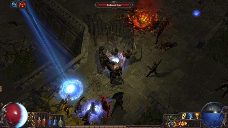 Free 'Path of Exile' Mini-Expansion 'Sacrifice of the Vaal' Unleashed