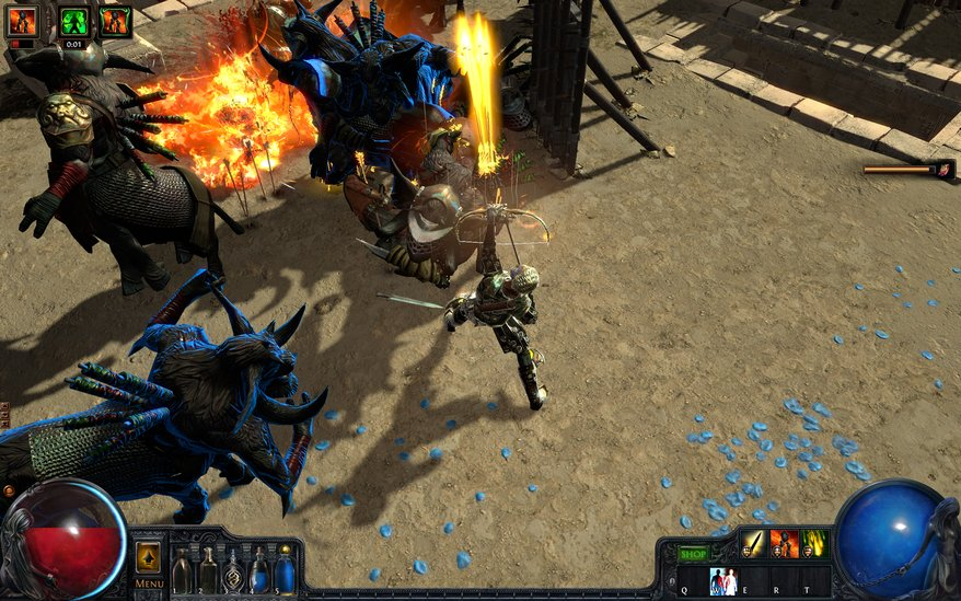 'Path of Exile: The Awakening' Set to Further Both Story and Gameplay