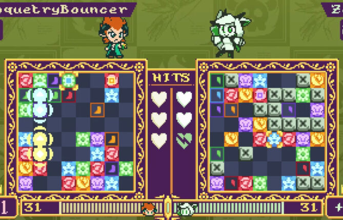 Pixellated Blocky Chain Reactions go Global in 'Petal Crash Online'