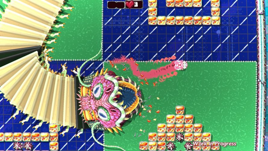 Eat to Grow, Barf to Shrink: Size Does Truly Matter In the Twisted World of 'Pig Eat Ball'