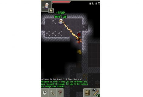 Freeware Roguelike 'Pixel Dungeon' Has Gone Open Source