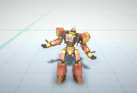 'Pizza Titan Ultra' Aims to Speed Up the Delivery of Fast Food... With Giant Mechs!
