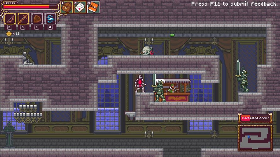 Unlock a Multitude of Classes by Slaying Zombies, Skeletons, Other Nasties in 'Castlevania' Throwback 'Plague Breaker'