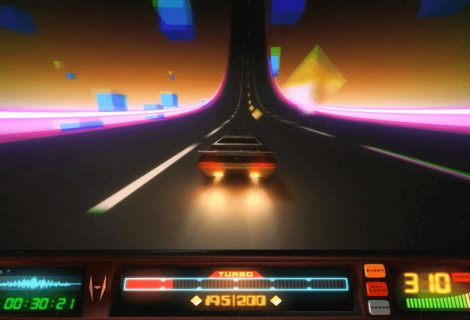 Let's Get It Kickstarted: 'Power Drive 2000'