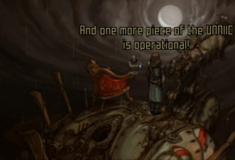 Post-Human Pointy-Clicky Goes Mobile as 'Primordia' Hits the App Store
