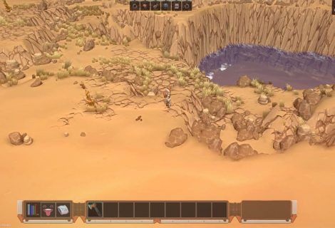 'Proven Lands' Kickstarter: The AI Directs Your Story In This Survival Roguelike