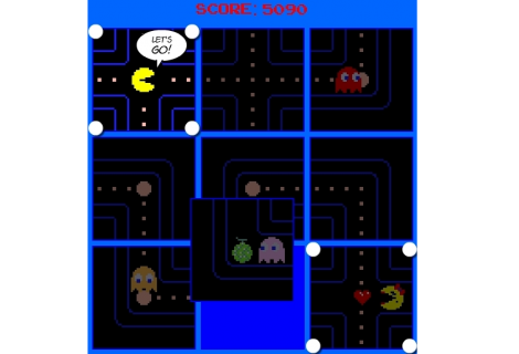'Psychopath Pac-Man' Has Turned Namco's Dot Gobbler to the Dark Side