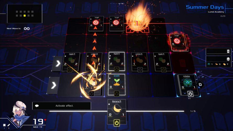 Visual Novel Meets Deckbuilding Malware Fighter in 'Quantum Protocol'