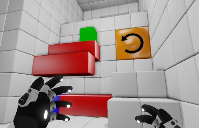 First Person Puzzler Squared: 'Q.U.B.E.' Mac Port Released