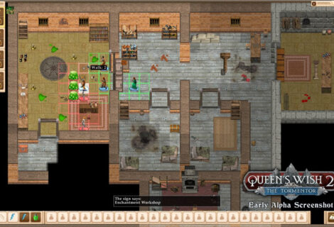 Help Crowdfund and Shape a Vast World in 'Queen's Wish 2: The Tormentor'