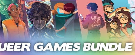 Inclusive and Diversity-Focused 'Queer Games Bundle 2' Heavily Discounted... For Now