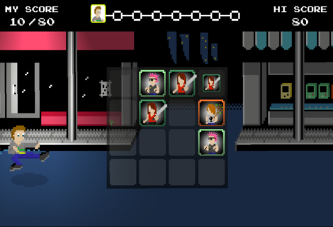 Smash Tiles Together, Beat Up Bad Guys in 'Radical Moves - Tiles of Rage'