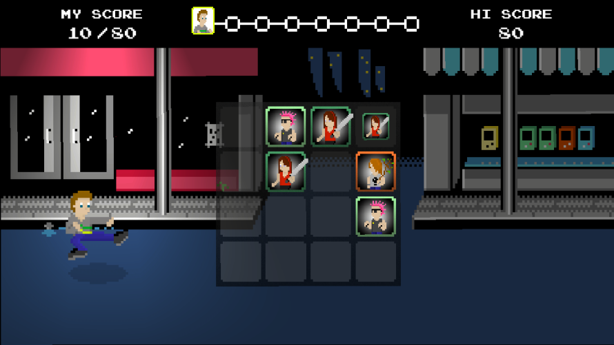 Smash Tiles Together, Beat Up Bad Guys in 'Radical Moves – Tiles of Rage'