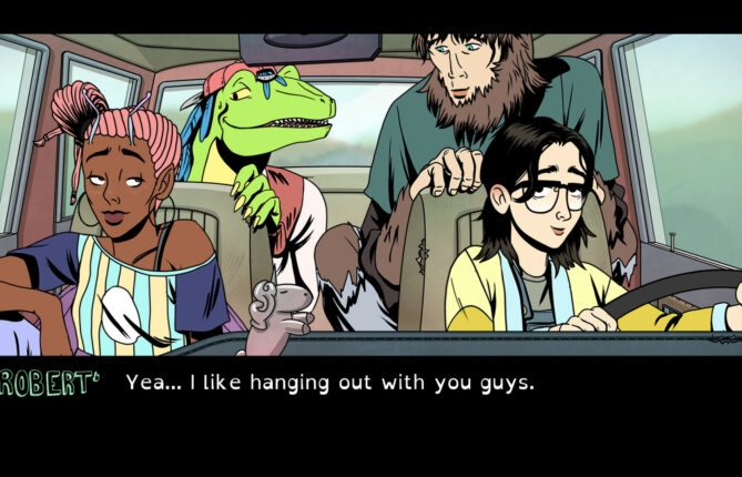 'Raptor Boyfriend: A High School Romance' Combines Cryptid Dating Sim With 90's Teen Drama