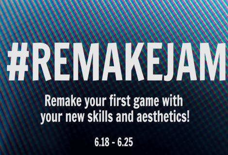 Do Something Very Specific With Your First Game for #RemakeJam