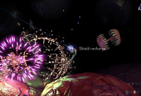 SHMUP Evil Aliens, Rescue Stranded Survivors In Thrust-Controlled 'Retrobooster'