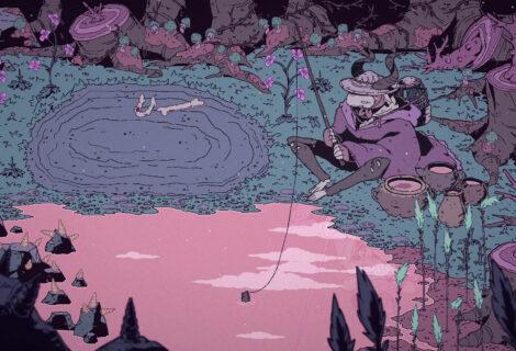 'Riba' Review: Fishing Up and Down Memory Lane