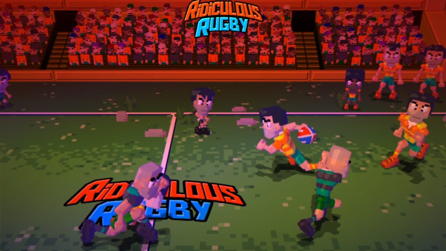'Ridiculous Rugby' is Exactly What it Says, Ragdoll Physics and All