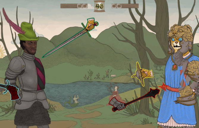 Realistic Medieval Duels Can't Hold a Candle to the Nonsensical Approach of 'Riposte!'