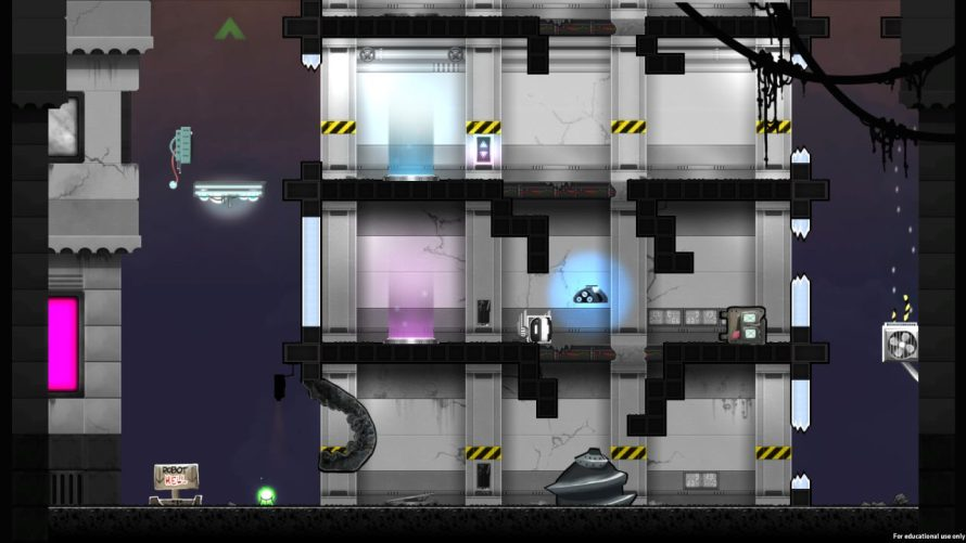 [Update: Greenlit] Stuck In Greenlight Limbo: 'RobotSplit'