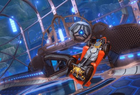 Under the Sea: 'Rocket League's 'AquaDome Update' Goes Deep Down Below