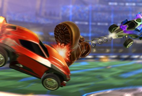 'Rocket League' Will Spin Ya Right Round In the Brand New 'Rumble Mode'