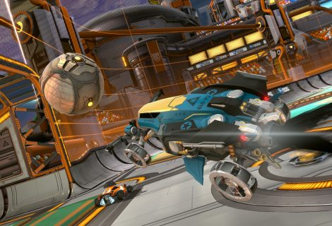 Latest 'Rocket League' Update Goes Custom With Steam Workshop Support