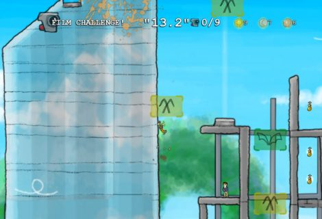 Test Your Rock Climbing Skills With the Release of 'ROCKMAN'