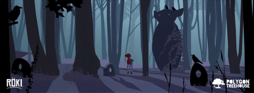 Looks Like 'Röki' Will be a Spine-Chilling Adventure… In More Ways Than One