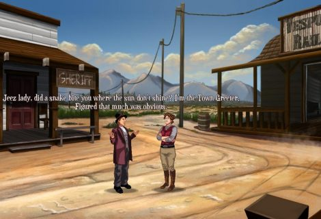 Return to the World of 'Lamplight City' in Upcoming Point 'n Click Western 'Rosewater'
